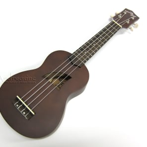 Eddy Finn Soprano Ukulele w/ Aquila Strings for sale