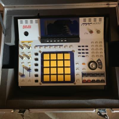 Akai Mpc4000 Sound Programming