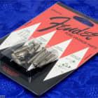 Genuine Fender Pure Vintage '64 Telecaster Saddle Kit 0992090000 image