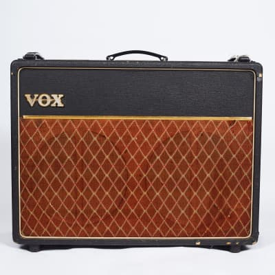 "Vox AC-30/6 Twin Top Boost 3-Channel 30-Watt 2x12"" Guitar Combo 1961 - 1968"