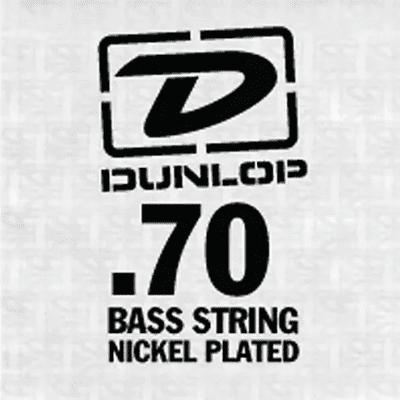 Dunlop DBN70 Nickel Wound Bass String - 0.07