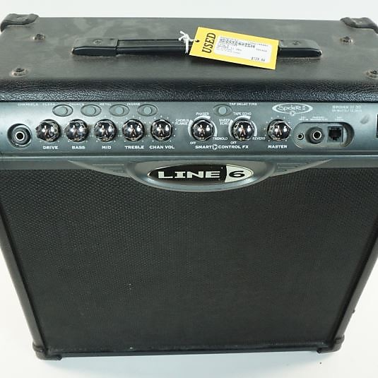 Line 6 spider ii 30W Solid State Guitar Amp 30 Watts
