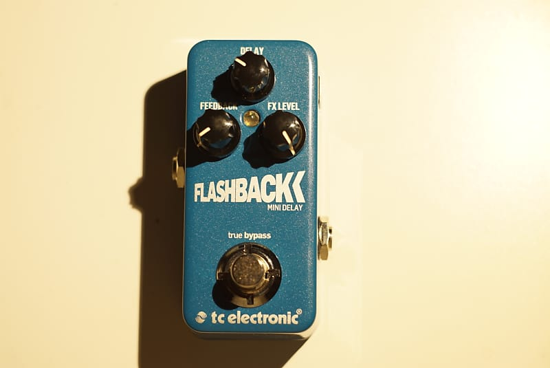 tc electronic flashback mini delay doug 39 s boutique reverb. Black Bedroom Furniture Sets. Home Design Ideas