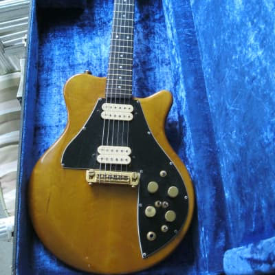Vintage Odyssey  Guitar Luthier  Attila Balogh Vancouver Rare for sale
