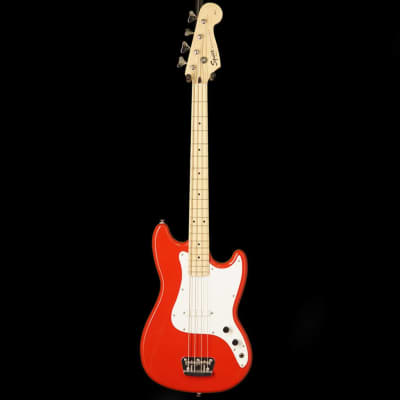 Bronco Bass, Maple Fingerboard, Torino Red image