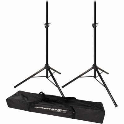 Ultimate Support JS-TS50-2, Pair of Tripod Speaker Stands