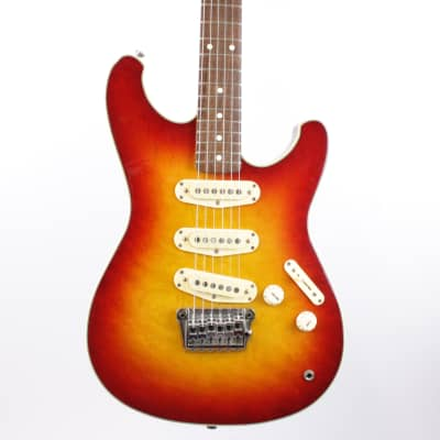 Used Ibanez ROADSTAR II Electric Guitars Cherry Sunburst for sale