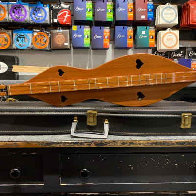 1985 Black Mountain Instruments Model 58 Dulicimer for sale