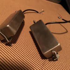 D urbano  magnetics Mini humbucker set
