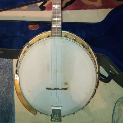 Orpheum Banjo 1920s Maple for sale
