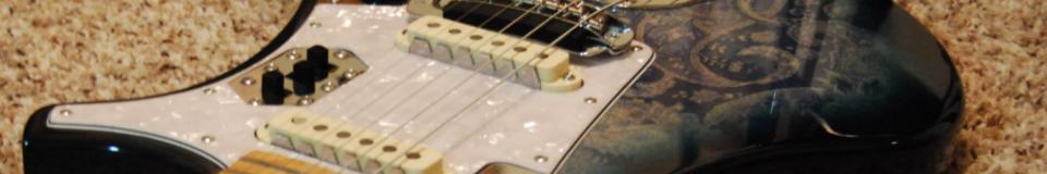 Raygun Guitars