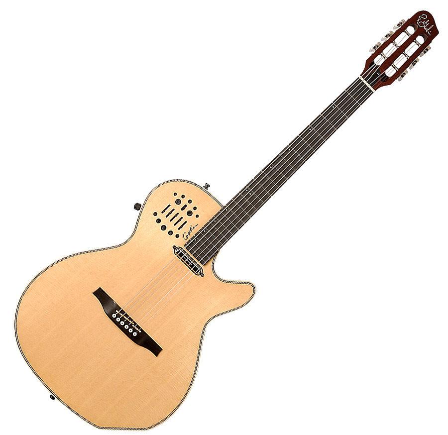 godin multiac spectrum hg acoustic electric guitar natural reverb. Black Bedroom Furniture Sets. Home Design Ideas