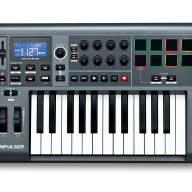 Novation Impulse 25 USB Midi Controller Keyboard, 25 Keys