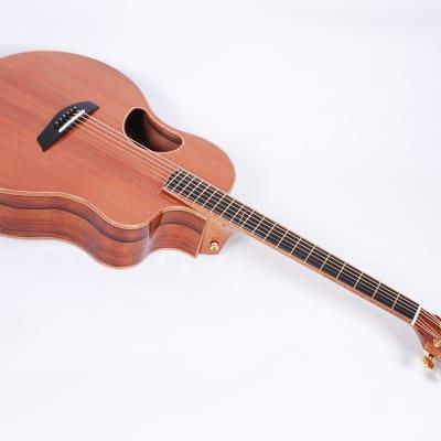 McPherson 4.0 XP RM/RW Redwood / Madagascar Rosewood LR Baggs Electronics @ LA Guitar Sales
