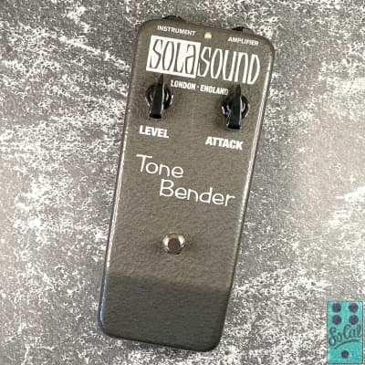"""Sola Sound Tone Bender Hybrid MKII """"The Youngest Daughter"""" by D*A*M! for sale"""