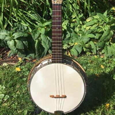 Vintage Epiphone Banjo Ukulele, 1920s-30s, Fully Resonated, hsc 1920s-30s for sale