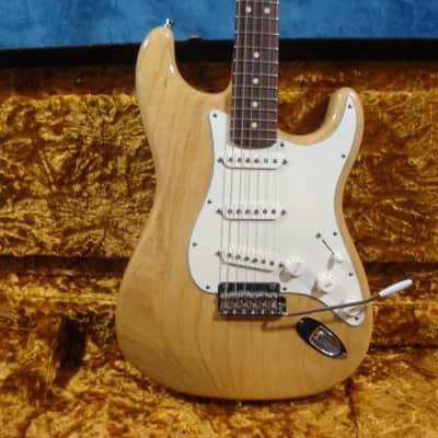 Fender Custom Shop Custom DLX LE Okoume Stratocaster Natural 2013