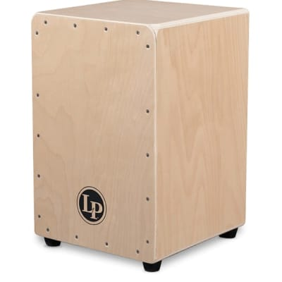 LP LPA1331CB Aspire Tour Wire Cajon W/ Cajonport Bass - Mint, Open Box