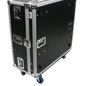 OSP M32-ATA-DH Midas M32 Mixer Doghouse ATA Flight Case