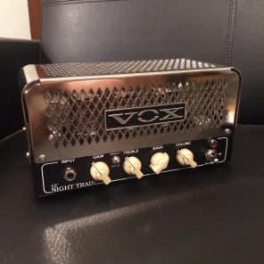 Vox Lil' Night Train Tube Mini Amplifier Head