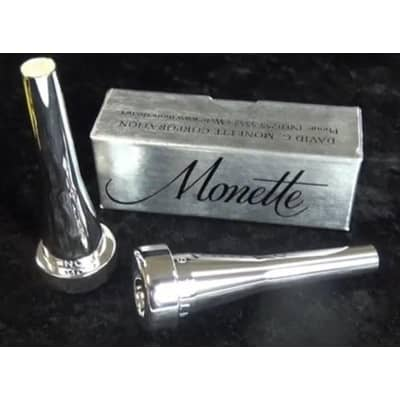 Monette Silver Series Trumpet Mouthpieces L