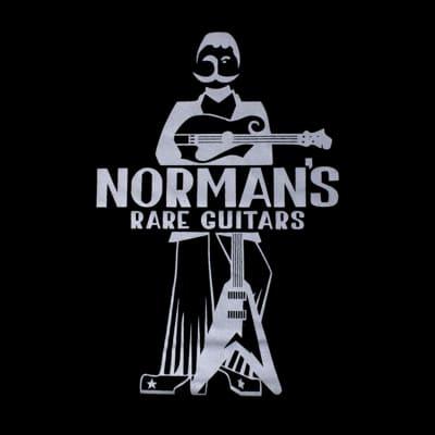 Norman's Logo Grey S