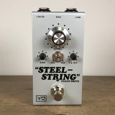 Vertex Steel String MKII 2010s Silver