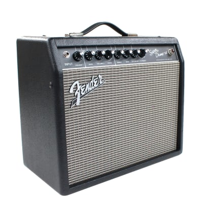Fender Super Champ X2 15 Watt, 1x10 Zoll, Röhren-Gitarrenverstärker-Combo for sale