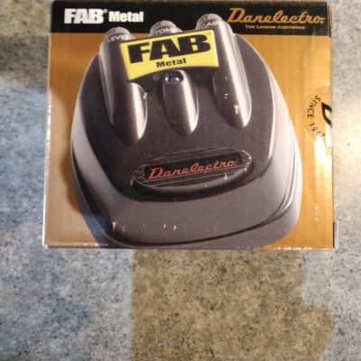 Danelectro Fab Metal Distortion for sale