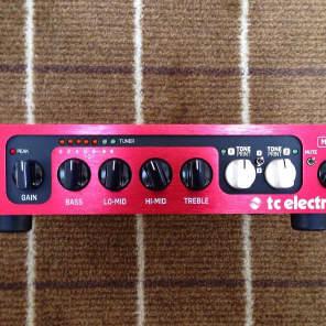 TC Electronic BH550 Bass Head