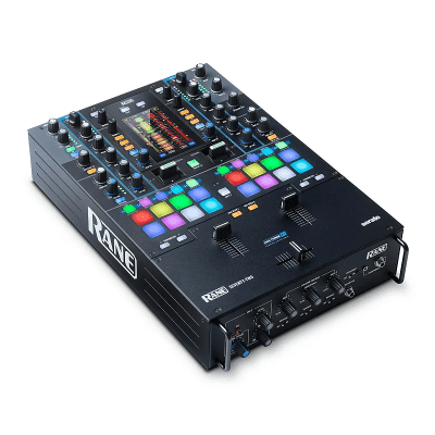 Rane Seventy-Two 2-Channel DJ Mixer with Touch Screen