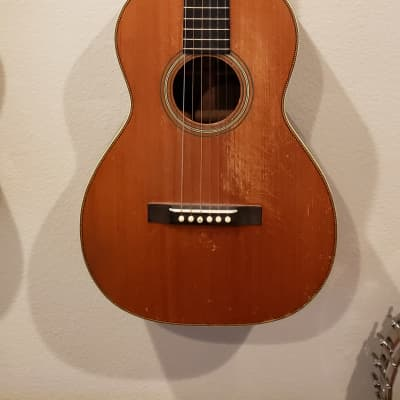 Martin Classical 0-28 Guitar c. 1890s Natrual for sale