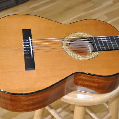 Classical Guitar 7/8 Size ALVARO Modelo 639 Senorita - Made In Spain - NEW - Free World Shipping! for sale