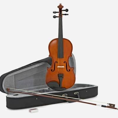 V2M Violin 4/4 size complete starterset