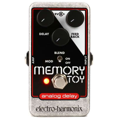 Electro Harmonix Memory Toy Analog Echo / Chorus Pedal for sale