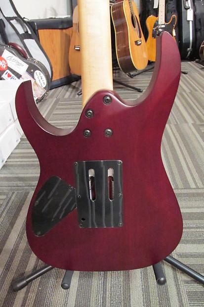 ibanez rg420fb electric guitar floyd rose tremolo bubinga reverb. Black Bedroom Furniture Sets. Home Design Ideas