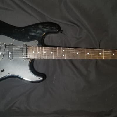 Charvel ST Custom 1990s Black for sale
