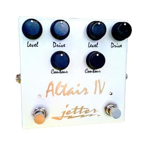 Jetter Gear Altair IV Dual Channel Overdrive CLEARANCE