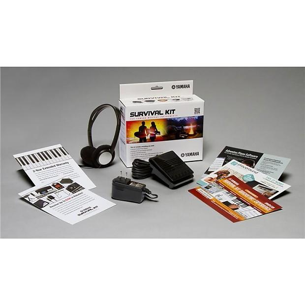 Yamaha Keyboard Survival Kit for PSREW300 | Damm Music | Reverb