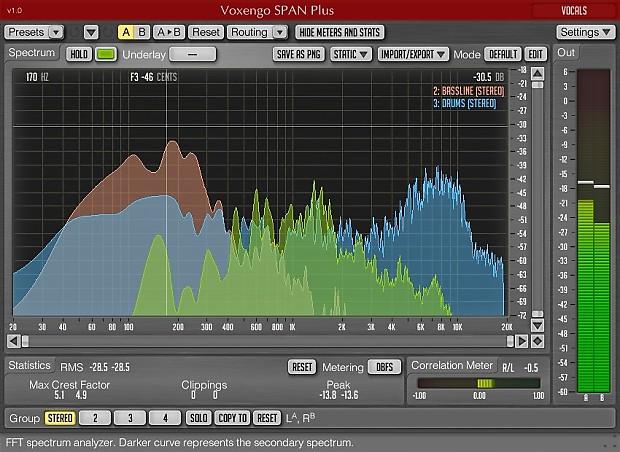 Voxengo SPAN Plus | Scitscat Music