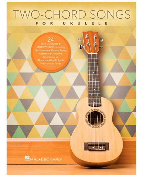 Two Chord Songs For Ukulele Music Books Plus Reverb