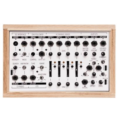 Koma Elektronik Field Kit Eurorack Electro Acoustic Workstation