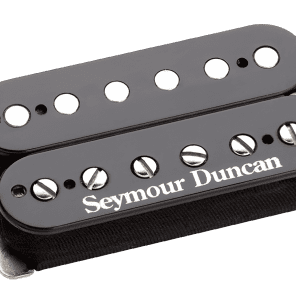 Seymour Duncan TB-11 Custom Custom Trembucker Black Cover