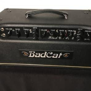 Bad Cat Black Cat 40R 40-Watt Guitar Amp Head with Reverb