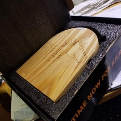 Ortega Horse Kick Digital Percussion Stomp Box with Cajon Sample for sale