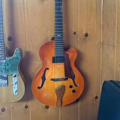 American Archtop Collector Series 7 String 2007 Violin Finish for sale