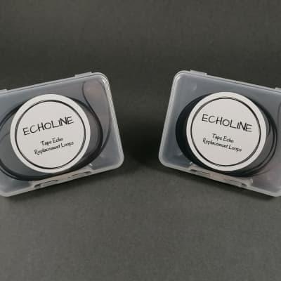2 X LEM EC20-EC30 Effect Chamber echo tape loops - Echoline loop - tapes