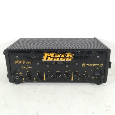 Markbass TTE 800 for sale