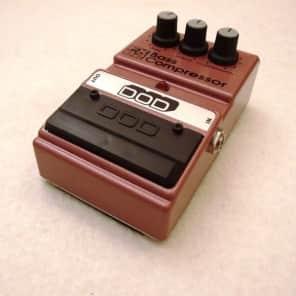 DOD FX-82 Bass Compressor