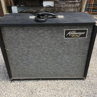 Vintage 60's Kalamazoo Bass 30  Tube Amp for sale